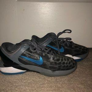 """750143852a6b Nike Shoes - Nike Zoom Kobe Kobe VII """"Wolf Grey"""" Cheetah"""